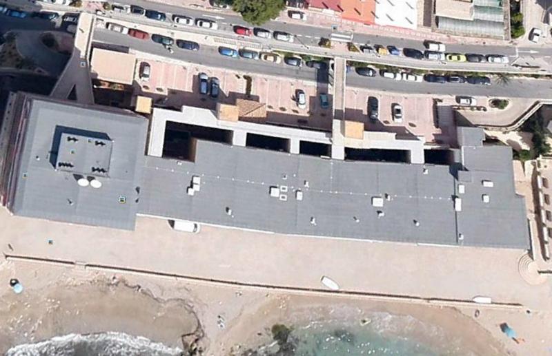 Impermeabilización Alacant II y Torre Alacant