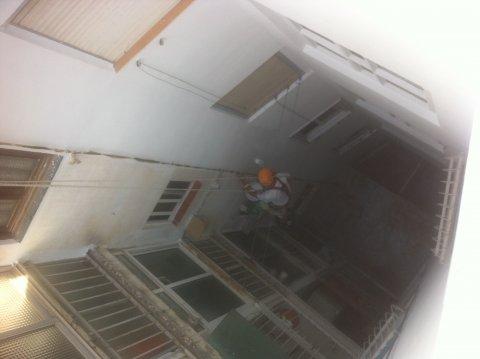 Trabajos Verticales en Alicante. Reforma de patios
